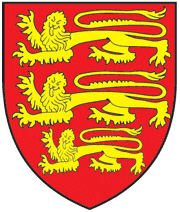England - coat of arms