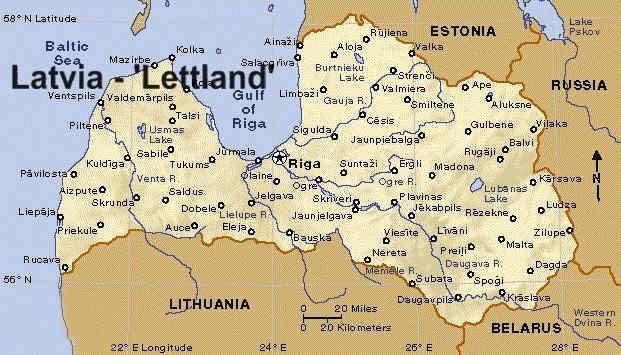 The latvians